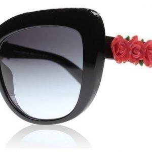Dolce and Gabbana 4252 501/8G Musta Aurinkolasit