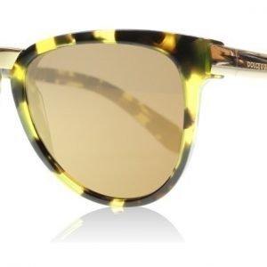 Dolce and Gabbana 4257 2969/F9 Keltainen kilpikonna Aurinkolasit