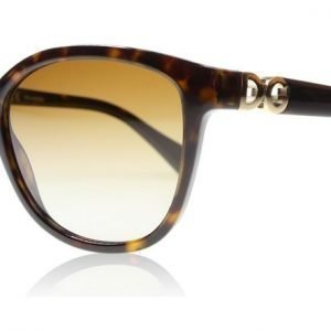 Dolce and Gabbana 4258 502/T5 Tumma Havana Aurinkolasit
