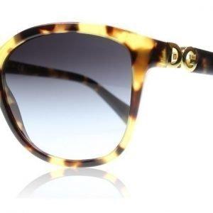 Dolce and Gabbana 4258 5128G Vaalea kilpikonna Aurinkolasit