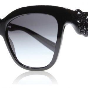 Dolce and Gabbana 4264 501/8G Musta Aurinkolasit