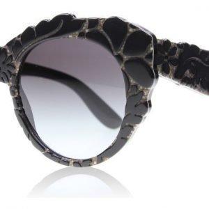 Dolce and Gabbana 4267 29988G Musta Aurinkolasit
