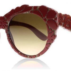 Dolce and Gabbana 4267 299913 Viininpunainen Aurinkolasit