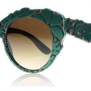 Dolce and Gabbana 4267 3000/13 Petroleum Texture Tissue Aurinkolasit