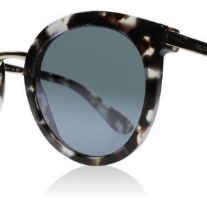 Dolce and Gabbana 4268 28886G Harmaa havanna-kulta Aurinkolasit