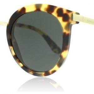 Dolce and Gabbana 4268 512/87 Havanna-kulta Aurinkolasit