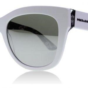 Dolce and Gabbana 4270 30236G Valkoinen Aurinkolasit
