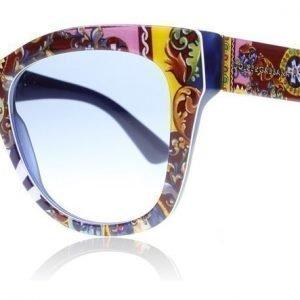Dolce and Gabbana 4270 303619 Monivärinen Aurinkolasit