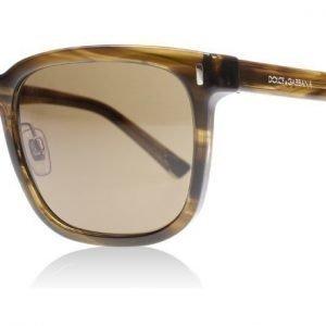 Dolce and Gabbana 4271 292573 Ruskea Aurinkolasit