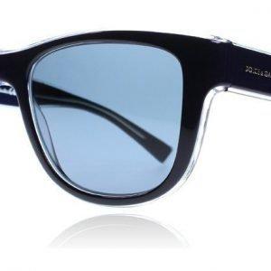 Dolce and Gabbana 4284 304887 Tumma sininen Aurinkolasit