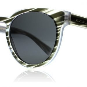 Dolce and Gabbana 4285 3050-87 Harmaa raidallinen Aurinkolasit