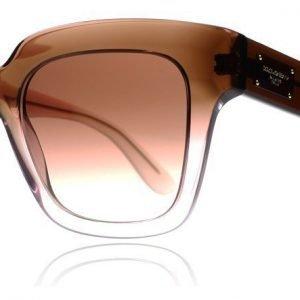 Dolce and Gabbana 4286 306013 Tumma pinkki-puuteri Aurinkolasit