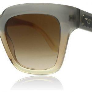 Dolce and Gabbana 4286 307413 Harmaa-ruskea Aurinkolasit
