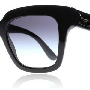 Dolce and Gabbana 4286 501-8G Musta Aurinkolasit