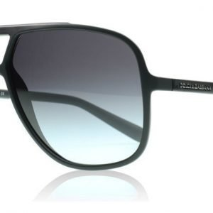 Dolce and Gabbana 6081 26168G Matta Musta Aurinkolasit
