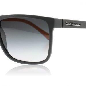 Dolce and Gabbana 6086 2809T3 Matta Musta Aurinkolasit