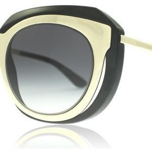 Dolce and Gabbana 6104 501/8G Kulta-musta Aurinkolasit