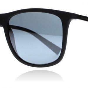 Dolce and Gabbana 6106 28056G Matta musta-hopea Aurinkolasit
