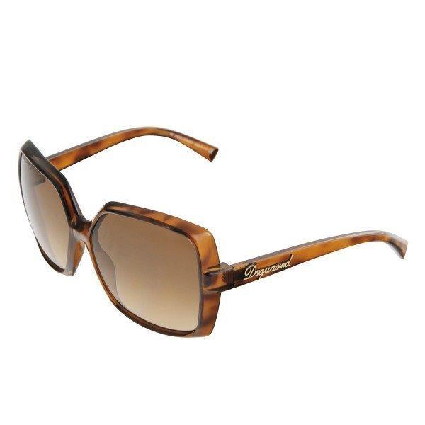 Dsquared2 DQ0015 Brun aurinkolasit