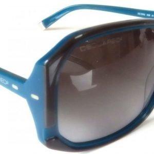 Dsquared2 DQ0052 Blå aurinkolasit