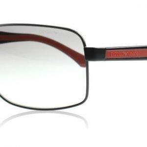 Emporio Armani 2001 300111 Musta-punainen Aurinkolasit