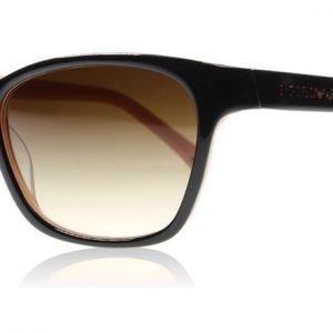 Emporio Armani 4004 504613 Musta Vaaleanpunainen Aurinkolasit