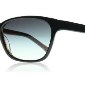 Emporio Armani 4004 50498G Musta-kilpikonna Aurinkolasit