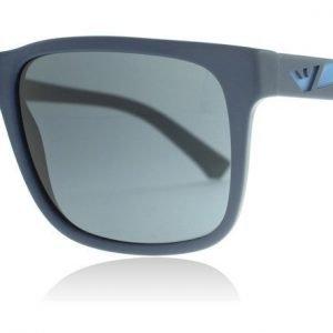 Emporio Armani 4071 550487 Matta sininen Aurinkolasit