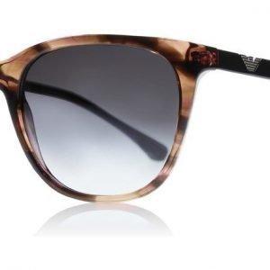 Emporio Armani 4086 55538G Pinkki kuvioitu Aurinkolasit