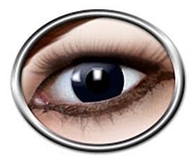 Eyecatcher Black Witch Erikoistehostepiilolinssit