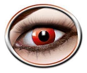 Eyecatcher Red Devil Erikoistehostepiilolinssit