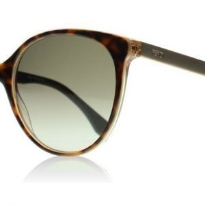 Fendi 0078S 0078 DV0 Havana Helmi Kulta Aurinkolasit