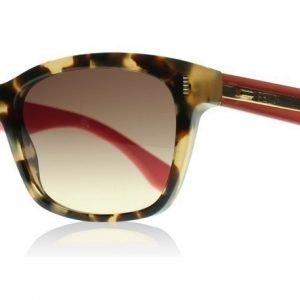 Fendi 0086S 0086 HK3 Havana Kirsikka Aurinkolasit