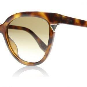 Fendi 0125S MQL Havanna Aurinkolasit