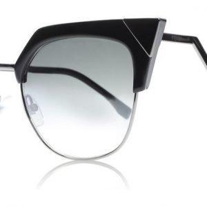 Fendi 0149S KKLIC Musta Aurinkolasit