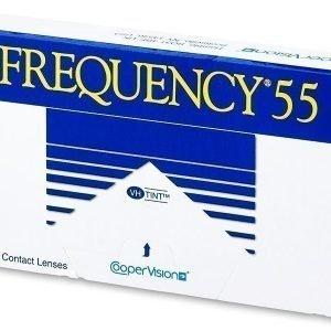 Frequency 55 6kpl Kuukausilinssit