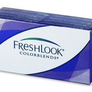 FreshLook ColorBlends plano 2kpl Värilliset piilolinssit