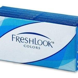 FreshLook Colors plano 2kpl Värilliset piilolinssit