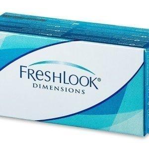 FreshLook Dimensions plano 2kpl Värilliset piilolinssit