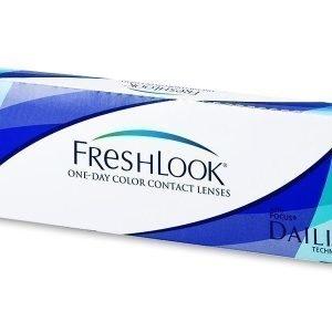 FreshLook One Day Color power 10kpl Värilliset piilolinssit