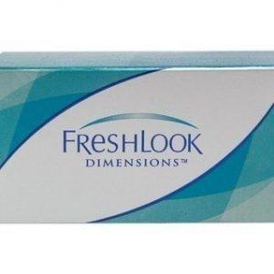 Freshlook Dimensions 6/pkt Piilolinssit
