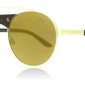 Giorgio Armani 6047 30027D Matta kulta-kuvioitu Aurinkolasit