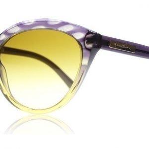 Giorgio Armani 8033 52352L Violetti-kulta Aurinkolasit