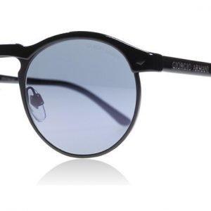 Giorgio Armani 8090 5017R5 Musta-matta musta Aurinkolasit