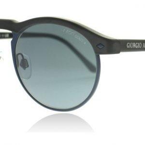 Giorgio Armani 8090 5042R8 Matta musta Aurinkolasit