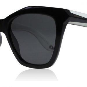 Givenchy 7008/S AM3 Musta-kristalli Aurinkolasit