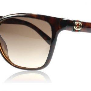 Gucci 3645s 3654S DWJ Kilpikonna Aurinkolasit