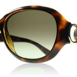 Gucci 3712S 3721/S Q18 Suklaa Havana Aurinkolasit