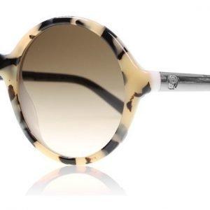 Gucci 3770S GYF Pilkullinen havanna-valkoinen Aurinkolasit