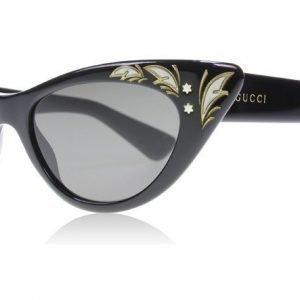 Gucci 3807/S 807 Musta Aurinkolasit